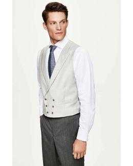 Grey Morning Waistcoat