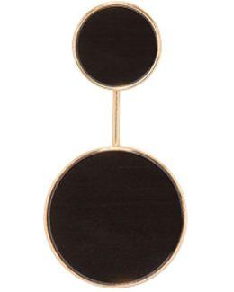 Black Horn Brooch