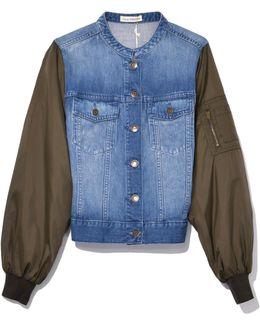 Cohen Jacket In Denim