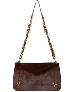Bobi Bag In Bordeaux Pony