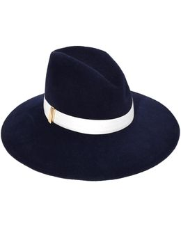 Drake Hat In Navy