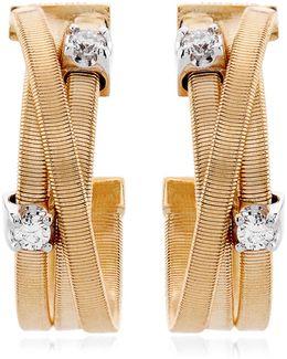 Goa Strand Diamond Earrings