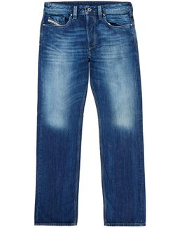 Larkee Vintage Straight Jeans