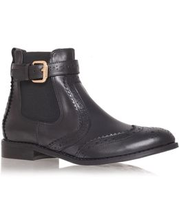 Slow Ankle Boot