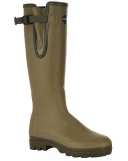 Vierzonord Neoprene Lined Wellington Boots