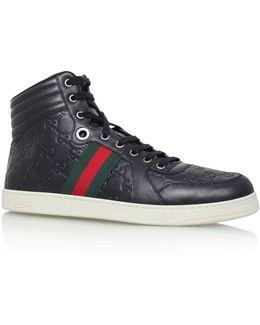 Sima High-top Sneaker
