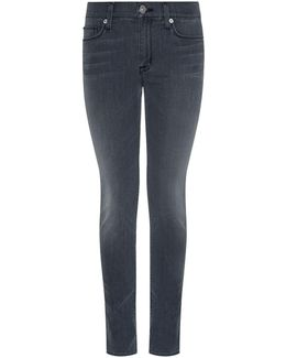 Nico Mid Rise Super Skinny Jeans