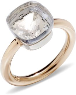 Nudo White Topaz Classic Ring