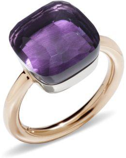 Nudo Amethyst Maxi Ring