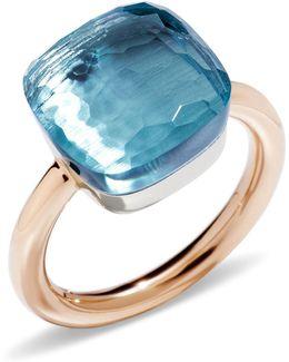 Nudo Blue Topaz Maxi Ring