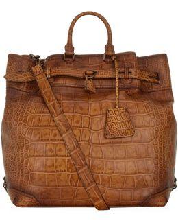Alligator Travel Bag