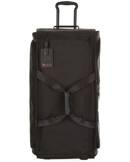 Alpha 2 Large Wheeled Split Duffle Bag
