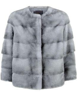 Sarah Mink Fur Jacket