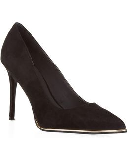 Beauty Suede Court