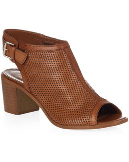Audrey Cut-out Boots