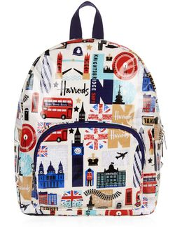 London Icons Backpack