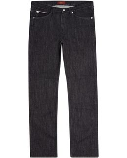 Cashmere Selvedge Slimmy Jeans