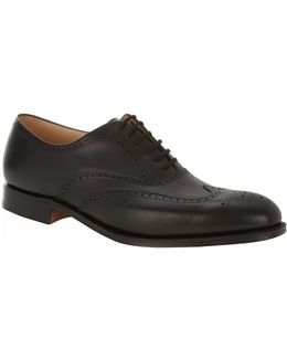 Berlin Punched Oxford Shoe