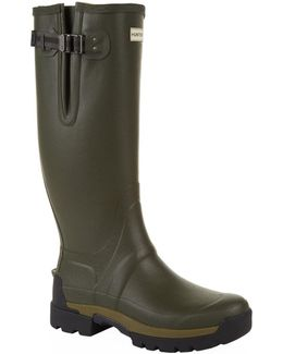 Balmoral Field Tall Wellington Boots