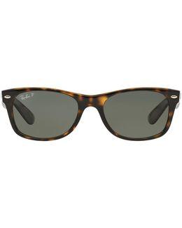 New Wayfarer Tortoiseshell Sunglasses