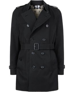 The Kensington Mid-length Heritage Trench Coat