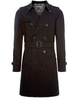 The Wiltshire Long Heritage Trench Coat