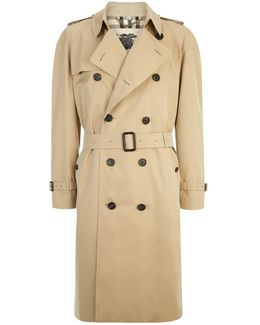 The Westminster Long Heritage Trench Coat
