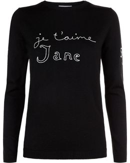 Je T'aime Jane Sweater