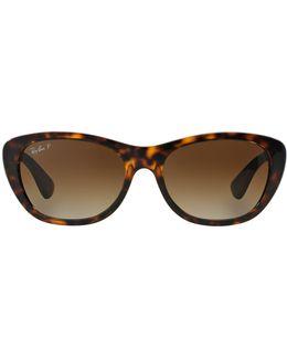Rb4227 Cat Eye Sunglasses