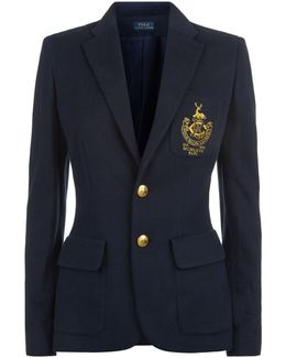 Crest Pocket Custom Blazer