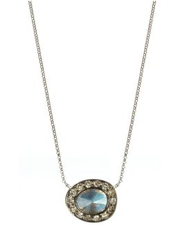 Dusty Diamonds Necklace