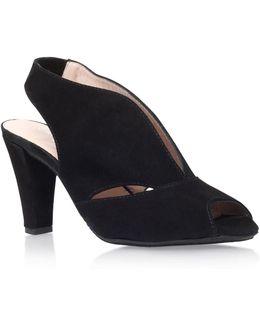 Arabella Suede Sandal