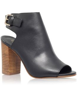Assent Leather Ankle Boots