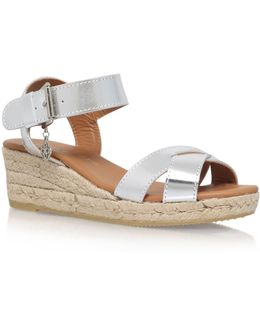 Libby Wedge Sandals