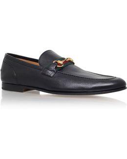 Elanor Horsebit Leather Loafer