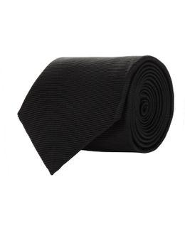 Woven Twill Tie