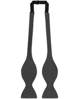 Self-tie Silk Bow Tie