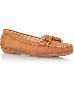 Cally Leather Loafer