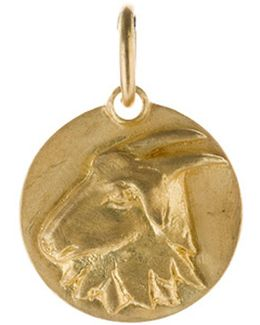 Mythology Capricorn Pendant