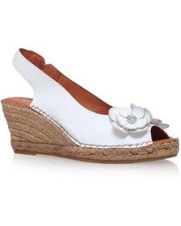 Poppy Wedged Sandal