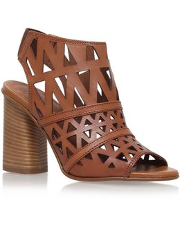 Kupid Cut-out Shoe Boots