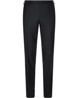 Virgin Wool Trousers