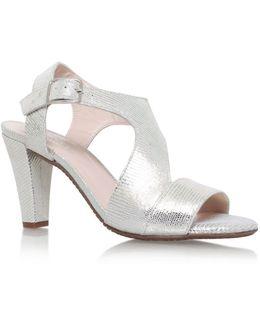 Simona Heeled Sandals