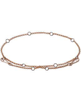 Hoopla Chain Bracelet