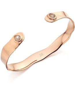 Siren Thin Cuff Bracelet
