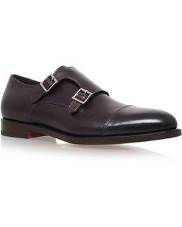 Wilson Double Strap Monk Shoes