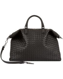 Convertible Intrecciato Bag