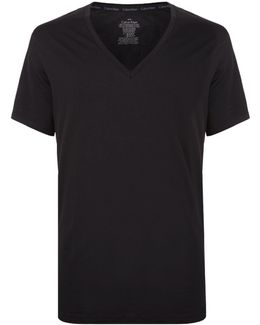 Liquid Stretch Cotton T-shirt