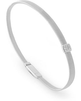 Masai Single Diamond Bangle Bracelet