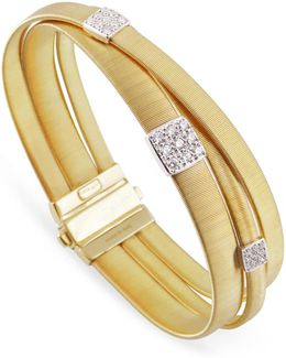 Masai Triple Band Diamond Bracelet